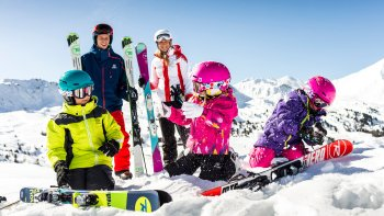 Courchevel 1850 Ski Rental Performance Package