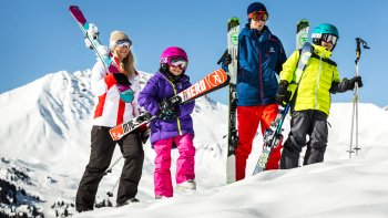 Megeve Ski Rental ECO Package