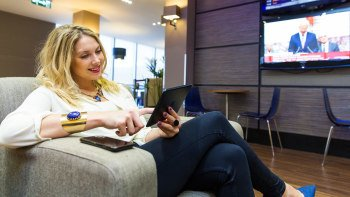 Premier Lounge at Leeds Bradford Airport (LBA)