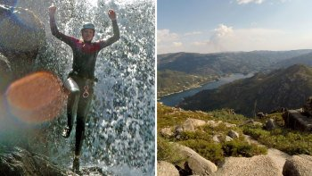 Combo Saver: 2-Day Peneda-Gerês National Park Trek & Canyoning Tour