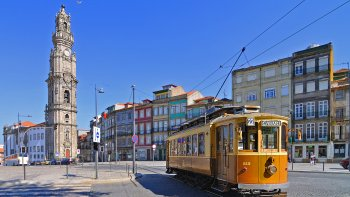 Small-Group Porto City Tour with Winetasting