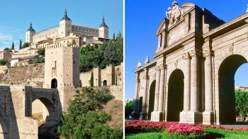 Combo Tour: Toledo & Highlights of Madrid
