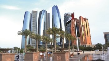 Abu Dhabi full day tour with lunch from Dubai Multilingual