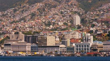 Viña del Mar & Valparaiso Full-Day Tour for Layover Passengers