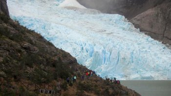 Sightseeing Cruise to Balmaceda & Serrano Glaciers