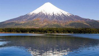Half-Day Tour of Osorno Volcano