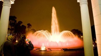 Magic Circuit Water Show