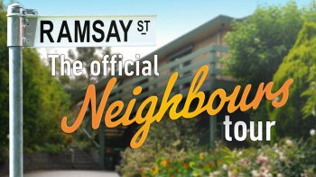 Official Neighbours Ramsay Street Tour with Star Meeting