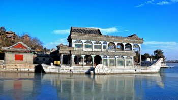 Summer Palace & Great Wall Full-Day Tour with Lunch