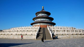 Shared Beijing Day Tour Sightseeing
