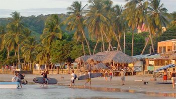 Full-Day of Leisure at San Juan del Sur Beach