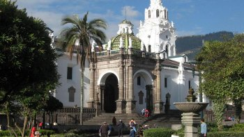 7-Day Tour to Quito, Galápagos Islands & Guayaquil with 4-Star Hotel Accomm...