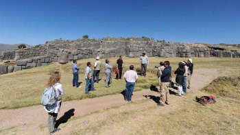 Archaeological Park of Saksaywaman Half-Day Tour