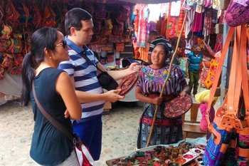 2-Day Chichicastenango Market & Lake Atitlan Tour