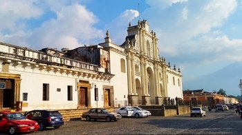 Antigua Guatemala Highlights Shore Excursion