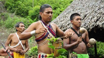 Embera Indigenous Village & Chagres River Experience