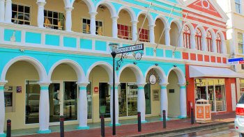 Walking Tour of Historic Willemstad