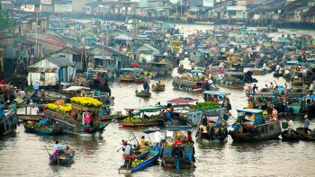 Private 3-Day Mekong River Tour to Phnom Penh