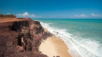 Full-Day Excursion to Southern Coast Beaches & Tambaba Beach