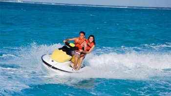 Catamaran Cruise, Quad Bike Ride & Reef Explorer