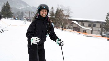 Learn-to-Ski Day Trip to Hunter Mountain from NYC