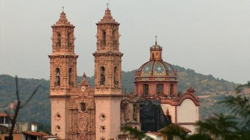 Cuernavaca & Taxco Full-Day Tour