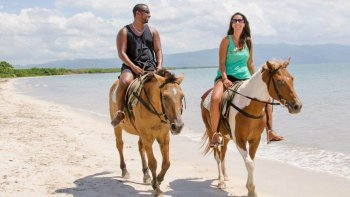 Small-Group Horseback Beach Ride