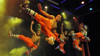 Shaolin Kung Fu Show Admission
