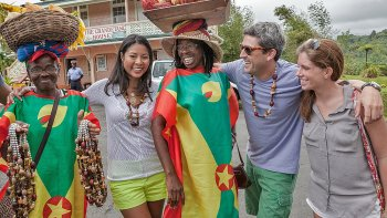 Grenada Sampler Half-Day Tour