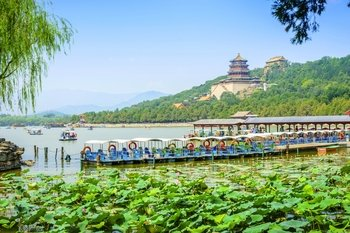 Summer Palace & Great Wall Badaling-Section Tour