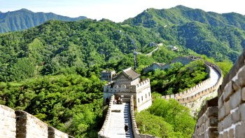 Great Wall Of China Mutianyu-Section Adventure Tour