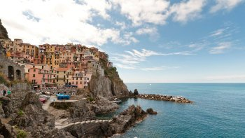 Coastal Towns & Villages of the Italian Riviera in a Day