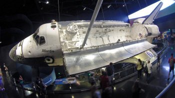 Kennedy Space Center Tour & Outlet Shopping