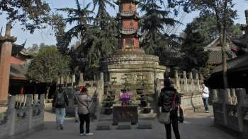 Private Jinli Old Street & City Highlights Tour