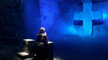 Zipaquira Salt Cathedral Tour