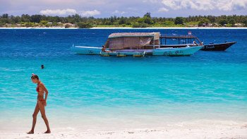 Overnight Trawangan Island Excursion