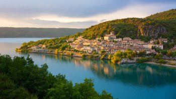 Day Trip to Gorges du Verdon & Moustiers-Sainte-Marie