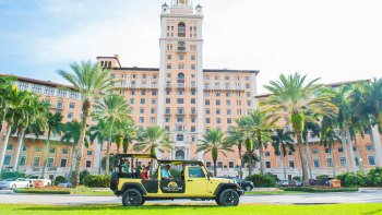 Private Miami City Tour by Jeep