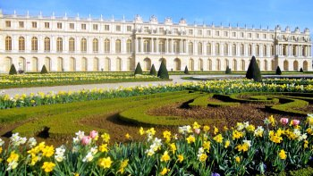 ,Palacio de Versalles,Jardines con guía