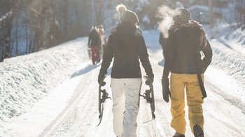 Private Guided Snowshoeing Full-Day Tour