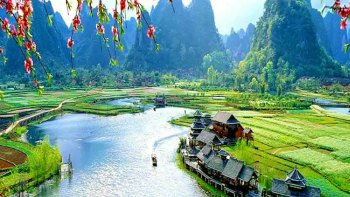 Full-Day Longsheng Rice Terraces Tour