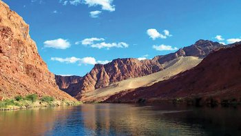 Colorado River Rafting Tour