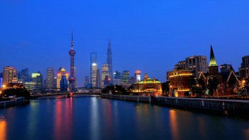 Bund, Jin Mao Tower & Huangpu River Night Cruise