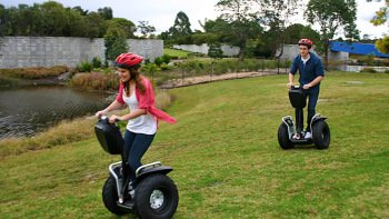 60-Minute Segway Adventure Ride