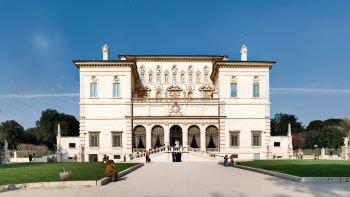 ,Entrada sin colas,Villa Borghese,Borghese Gallery