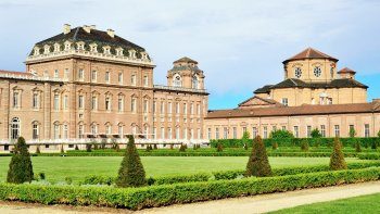 Palace of Venaria & Gardens with Skip-the-Line Admission