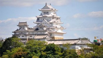 Self-Guided Himeji Castle Tour