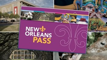New Orleans Sightseeing Power Pass