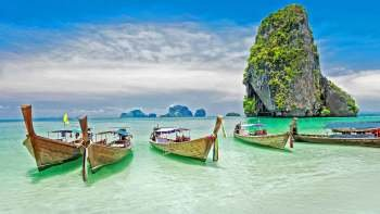 Phi Phi Island Speedboat Excursion