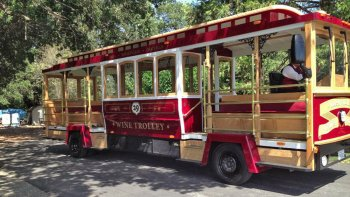 Classic Napa Valley Wine Trolley Tour